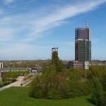 Parque Nordsternpark en Gelsenkirchen