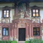 Arte Lüftlmalerei en Oberammergau
