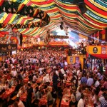 Los orígenes de la Oktoberfest en Munich