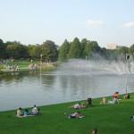 Planten un Blomen, el oasis natural de Hamburgo