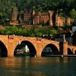 El Puente Carlos Teodoro en Heidelberg