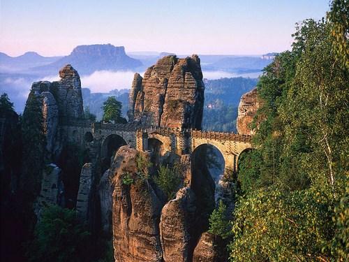 Puente de Bastei