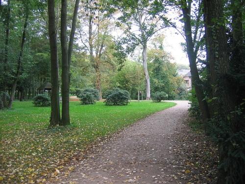 Parque en Ratingen