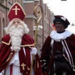 La llegada de San Nicolás en Alemania