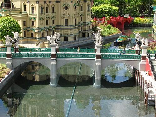 Puente Schlossbrücke o del Palacio