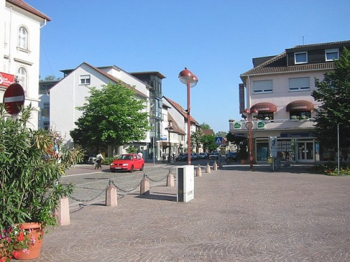 Plazoleta de Mercado de Sindelfingen