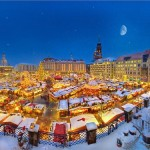 Striezelmarkt, mercadillo navideño de Dresde