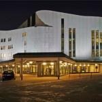 La magnífica arquitectura del Teatro Aalto