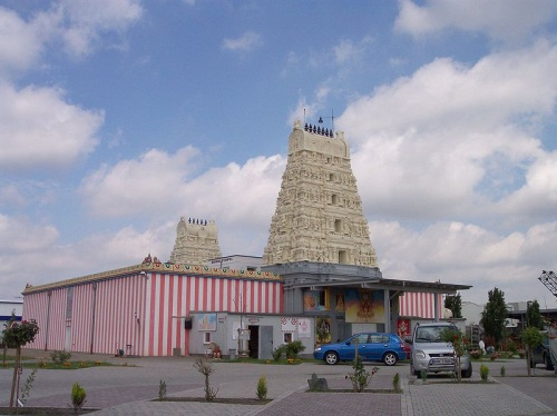 Templo Sri Kamadchi Ampal