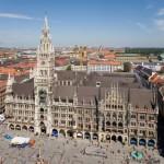 Transportes en Múnich