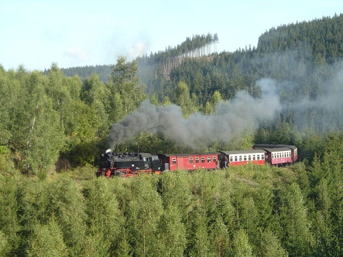 Tren Harz