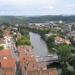 Tübingen, universitaria y llena de vida