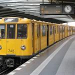 Información sobre el metro de Berlín