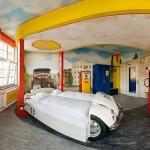 V8 Hotel im Meilenwerk, hotel de coches en Stuttgart