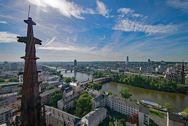 Vistas de Frankfurt