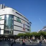 Zeil, la calle más comercial de Frankfurt