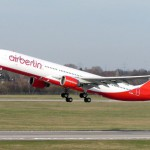 Vuelos de Air Berlin entre Barcelona y Berlin