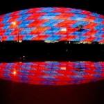 Allianz Arena, templo del fútbol en Múnich