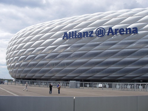 Sur de Allianz Arena