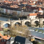 Alte Mainbrücke, puente histórico en Wurzburgo