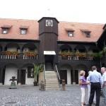 Huellas de Martin Lutero en Augustinerkloster