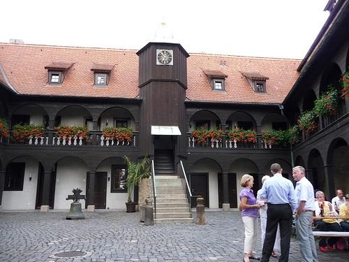 Augustinerkloster en Erfurt