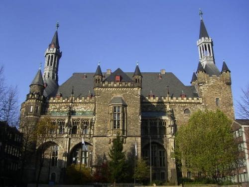 Ayuntamiento de Aquisgran