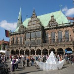 Impresionante Ayuntamiento de Bremen
