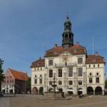 Luneburgo, su centro histórico y Ayuntamiento