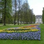 Jardines del castillo de Bad Pyrmont