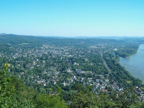 Vista de Bad Honnef