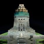 Monumento a la Batalla de los Pueblos en Leipzig