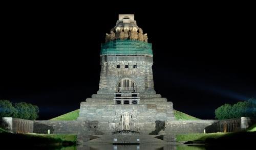 Monumento a la batalla de los Pueblos