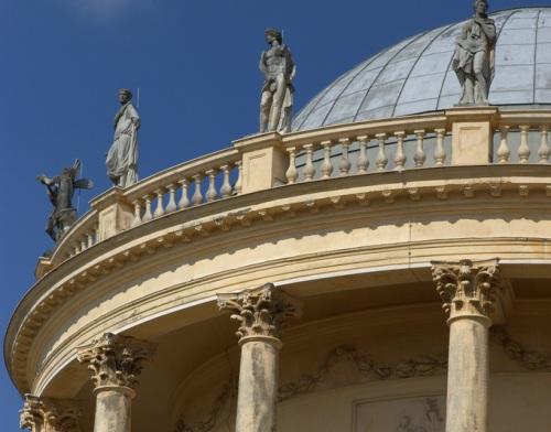 Belvedere en Potsdam