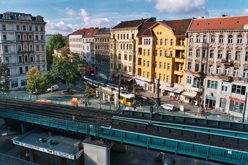 Distrito de Prenzlauer Berg en Berlin