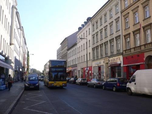 Oranienstraße en Berlin