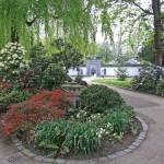 Frankfurt tiene su oasis, el parque Bethmann