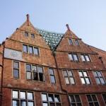 Böttcherstraße, calle expresionista en Bremen