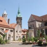 Burgplatz, en el corazón de Brunswick