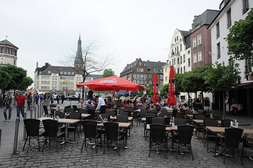 Cafes en Burgplatz