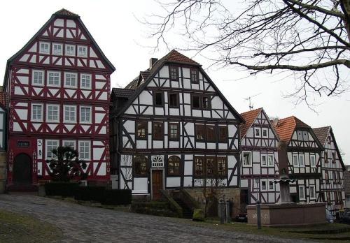 Casas con marcos de madera en Hesse