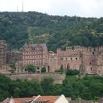 Romántico Castillo de Heidelberg para una boda