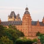 Castillo Johannisburg en Aschaffenburg