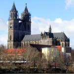 Catedral de Magdeburgo, antigüedad alemana