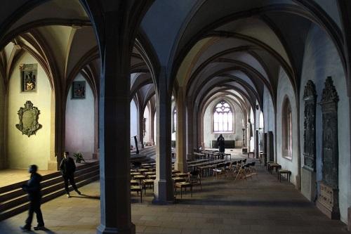 Capilla en la Catedral de Wurzburgo
