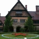 Schloss Cecilienhof, un trozo de la historia