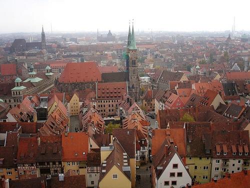 Centro Historico de Nuremberg