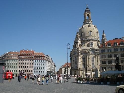 Iglesia Frauenkirche en Dresde