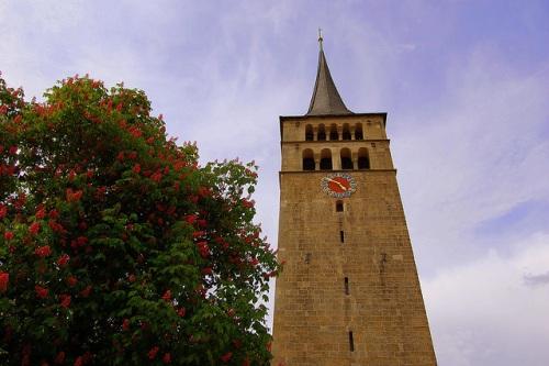 Iglesia de San Martin en Sindelfingen