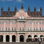 Algunos edificios históricos de Rostock